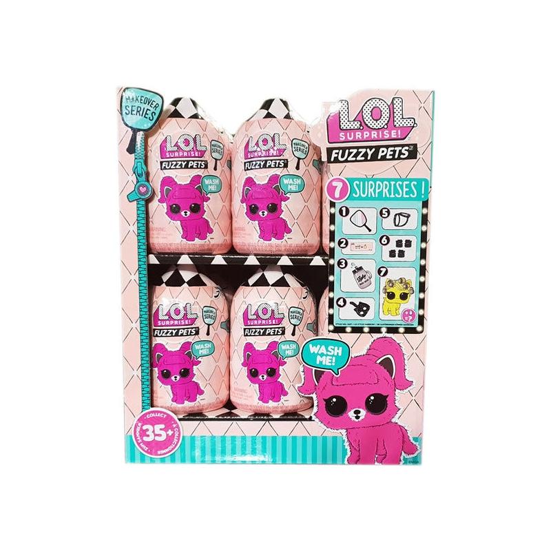 a6530917f3f L.O.L. Surprise Fuzzy Pets Series 5-1 - 18 tk. @ Lai valik originaal ...