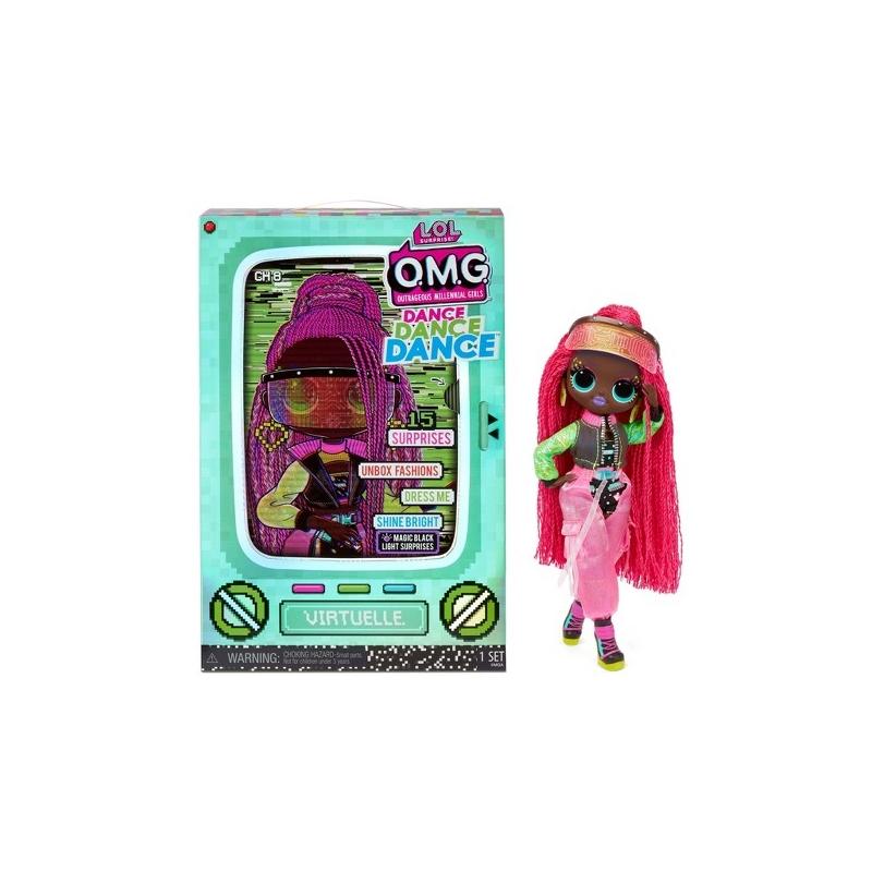L.O.L. Surprise OMG Dance Dance Dance Virtuelle Fashion Doll