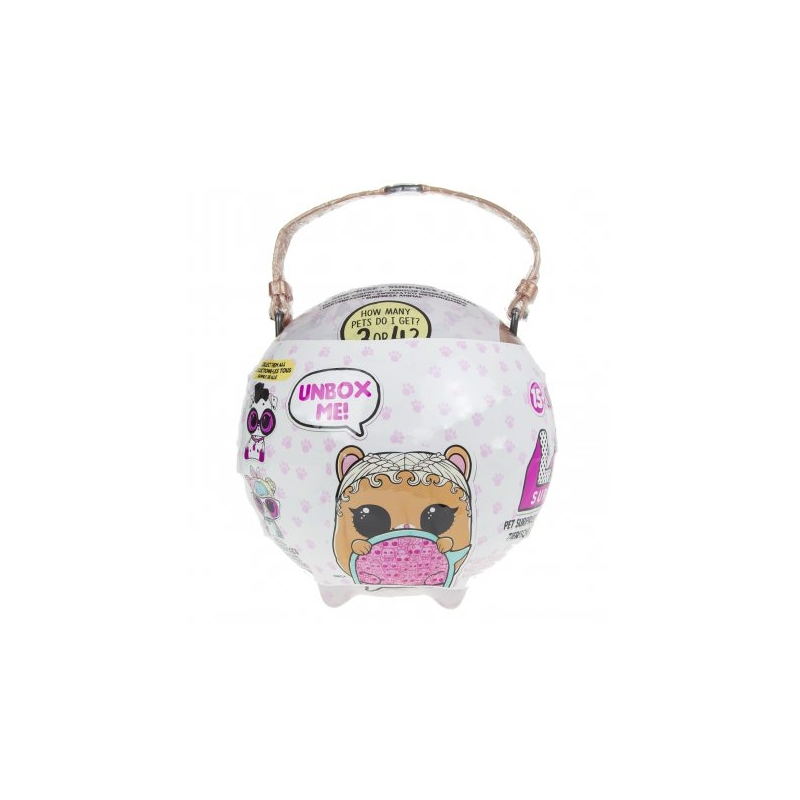 L.O.L. Surprise! Biggie Pets - Hamster