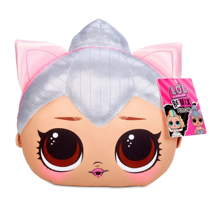L.O.L. Surprise Pillow- Kitty Queen
