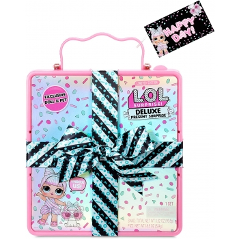 L.O.L. Surprise! Deluxe Present Surprise with Miss Partay Doll and Pet.jpg