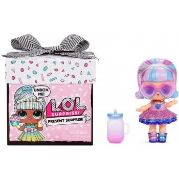L.O.L. Surprise! Present Surprise Doll with 8 Surprises.jpg