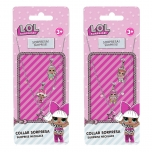 L.O.L. Surprise! Kid's necklace (set)