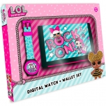 L.O.L. Surprise! Watch and wallet