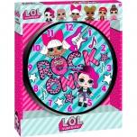 L.O.L. Surprise! Wall clock