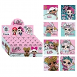 L.O.L. Surprise! Mini towels in assortment