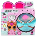 L.O.L Surprise Biggie Pets - Neon Kitty