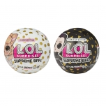 L.O.L. Surprise! Supreme Bffs Limited Edition - Leather and Lace - 2 gab