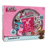 L.O.L. Surprise! Set for scrapbooking