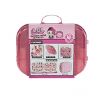 L.O.L. Surprise! Fashion Show Carrying Case-Light Pink