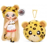 Na! Na! Na! Surprise 2-in-1 Fashion Doll and Plush Purse Series 3 – Jennel Jaguar
