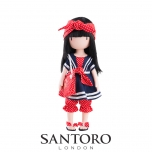 Little Fishes - Santoro 32 cm