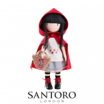 Little Red Riding Hood - Santoro 32 cm
