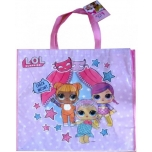 L.O.L. Surprise! Large reusable bag (pink)