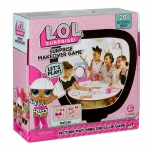 L.O.L Surprise! Makeover Game with 20 + Exclusive Accessories