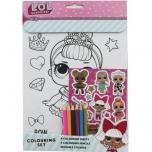 L.O.L. Surprise! The set of colourings
