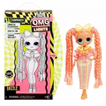 L.O.L Surprise! O.M.G. Lights Dazzle Fashion Doll with 15 Surprises