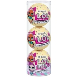 L.O.L. Surprise! 3- Pack Confetti