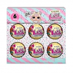 L.O.L. Surprise! 6-Pack Confetti- Dawn