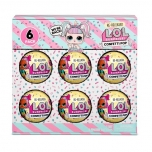 L.O.L. Surprise 6-Pack Confetti- Unicorn