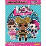 L.O.L. Surprise! Kaardialbum ja 4 komplekti kaarte