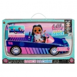 L.O.L. Surprise! Dance Machine Car with Exclusive Doll
