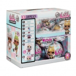 L.O.L. Surprise! Glitter Globe Doll-Winter Disco Series (12 pcs)