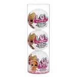 L.O.L. Surprise! Glitter Series 3pk Style 2 Fashion Dolls- Swag