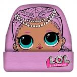 L.O.L. Surprise! Lilac hat