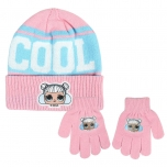 L.O.L. Surprise! Hat and gloves COOL