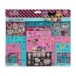 L.O.L. Surprise! Set of stickers 500 pcs