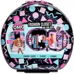 L.O.L. Surprise! O.M.G. Fashion Closet On-The-Go Mados spinta kelyje