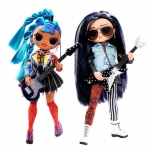 L.O.L. Surprise! O.M.G. Remix Rocker Boi and Punk Grrrl