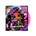 L.O.L. Surprise! O.M.G. Remix Honeylicious Fashion Doll - 25 Surprises with Music