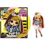 L.O.L. Surprise! O.M.G. Remix POP BB Fashion Doll – 25 Surprises with Music