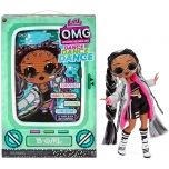 L.O.L. Surprise! OMG Dance Dance Dance B-Gurl Fashion Doll
