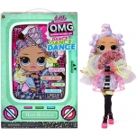 L.O.L. Surprise OMG Dance Dance Dance Miss Royale Fashion Doll