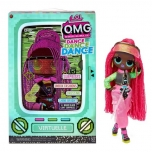 L.O.L. Surprise OMG Dance Dance Dance Virtuelle Fashion Doll