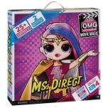 L.O.L. Surprise! OMG Movie Magic Doll- Ms. Direct