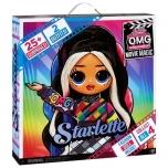 L.O.L. Surprise! OMG Movie Magic Doll- Starlette