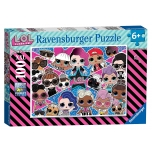 L.O.L. Surprise! Puzzle 100 pieces