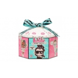 LOL Surprise! Present Surprise Series 2 Glitter Shimmer Star Sign Themed Doll