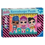 L.O.L. Surprise! Puzzle 100 pcs. with sequins