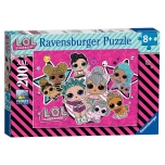 L.O.L. Surprise! Puzzle 200 pieces