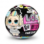 L.O.L. Surprise! Remix Fan Club Re-released Doll with 7 Surprises