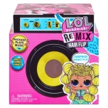 L.O.L. Surprise! Remix Hair Flip Dolls–15 Surprises with Hair Reveal & Music