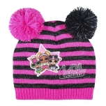 L.O.L. Surprise! Hat with 2 pom poms