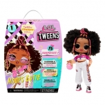 L.O.L. Surprise! Tweens Fashion Doll Hoops Cutie with 15 Surprises