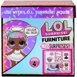 LOL Surprise! Furniture Sweet Boardwalk with Sugar Doll