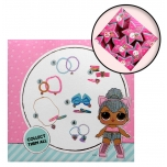 L.O.L. Surprise! Jewellery hair accessories set Medium